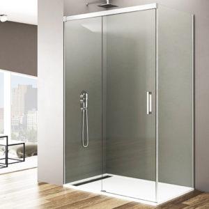 Mampara de ducha GME Basic corredera