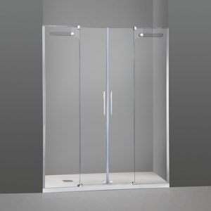 Mampara de ducha GME Vetrum Spazio