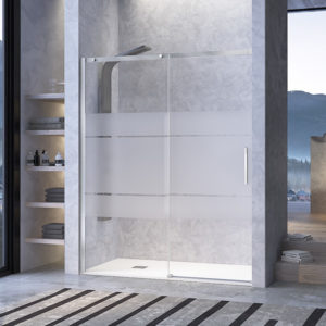 Mampara de ducha Kassandra LUNA LU 102