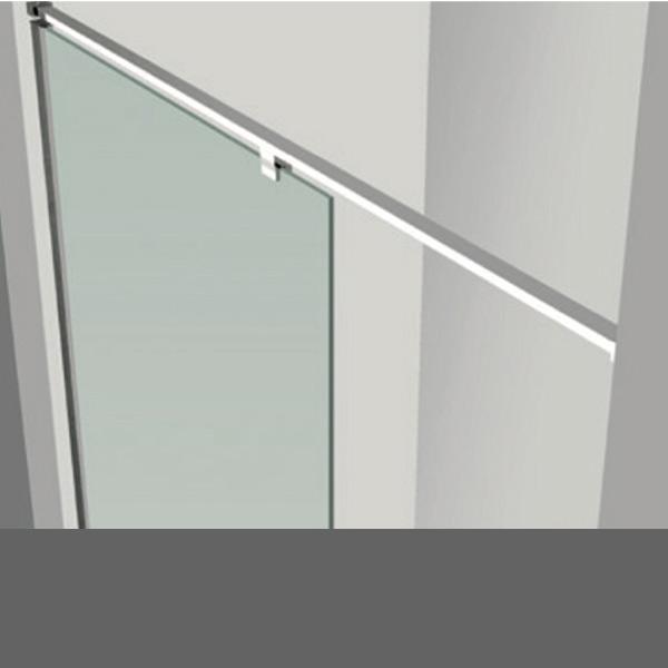 Tirante longitudinal paralelo al cristal