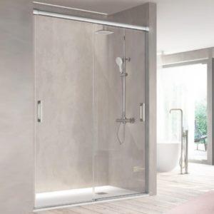Mampara de ducha Kassandra Betty BT111 de 2 puertas transparente