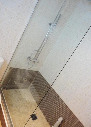 Mampara fija de ducha GME Screen photo review