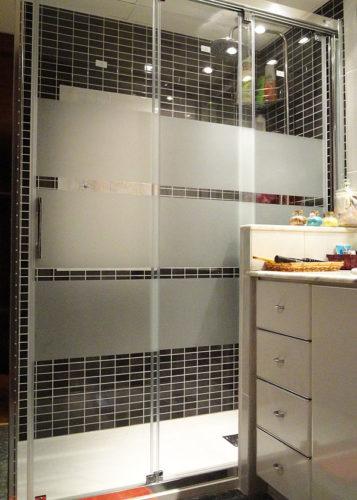 Mampara de ducha de puertas correderas JV/FDC490 photo review