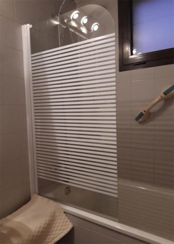 Mampara de bañera de 1 hoja XS/P200 photo review
