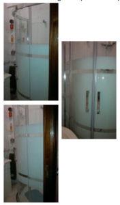 Mampara de ducha circular de puertas correderas KASSANDRA 300 TR 130 photo review