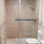 Mampara fija + hoja abatible de ducha GME Screen Moving photo review