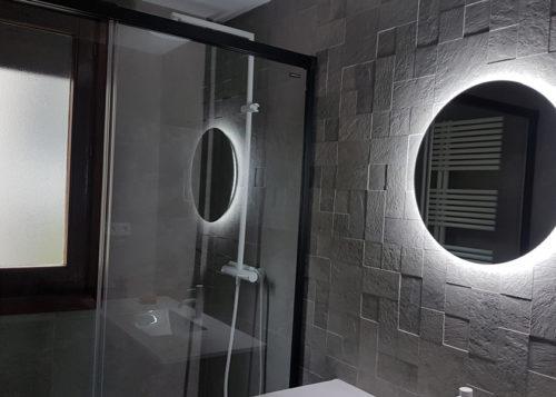 Mampara de ducha de 1 puerta corredera y 1 Fijo DUSCHOLUX GRAVITY ONE Ducha 1 Fijo / 1 Corredera photo review