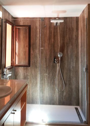 Mampara de ducha de 1 puerta corredera y 1 Fijo DUSCHOLUX Pulsar Ducha 1 Fijo / 1 Corredera photo review