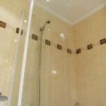 Mampara de bañera 1 hoja con segmento fijo JV/PR300 photo review