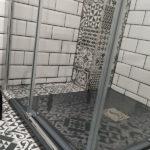 Mampara de ducha en esquina de puertas correderas PROFILTEK Summer SUM-320 photo review