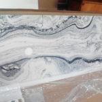 Plato de ducha de resina MARMOL IMITACION photo review