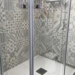 Plato de ducha de resina FLAT Pizarra photo review