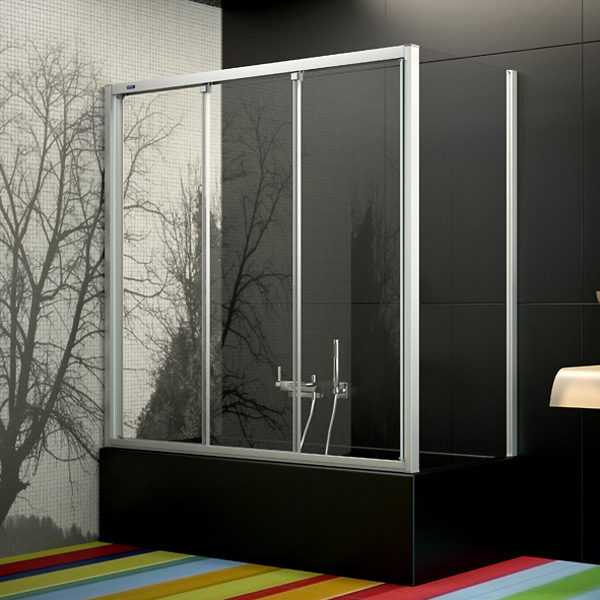 mampara de bañera Duscholux evolution plus 3 puertas promocion