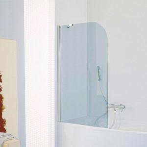 Mampara fija de bañera