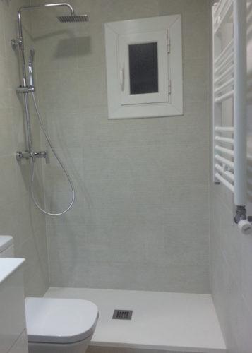 Plato de ducha de resina PIZARRA NAT photo review