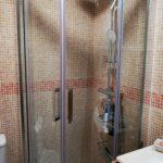 Mampara de ducha circular de puertas correderas GME Prestige Titan Semicircular photo review