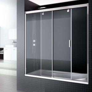 Mamparas de bañera de puertas correderas