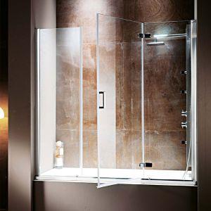 Mamparas de bañera de puertas batientes
